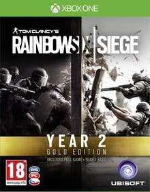 Rainbow Six Siege Gold Season Pass 2 Xbox One