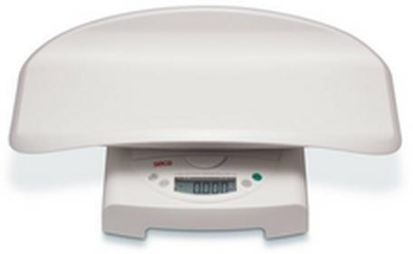 SECA 834 Elektroniczna waga niemowlęca ze zdejmowaną szalką