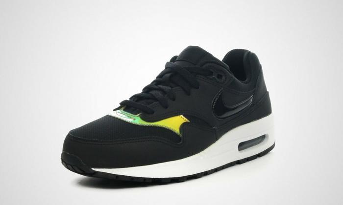 new arrival 46aa4 a748c Nike Air Max 1 GS 555766-023 czarny – ceny, dane techniczne, opinie na  SKAPIEC.pl