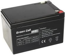 Green Cell akumulator żelowy AGM 12V 12Ah AGM07