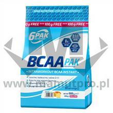 6PAK Nutrition BCAA PAK - 900g