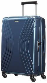 American Tourister by Samsonite Średnia walizka AMERICAN TOURISTER 91A*41002 granatowy