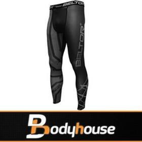 Beltor LONG PANTS GRAPPLER Black-Grey L 4970