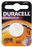 Duracell 10 x bateria litowa mini CR2016