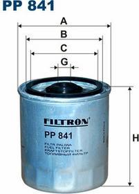 FILTRON PP 841 FILTR PALIWA