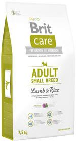 Brit Care Adult Small Breed Lamb&Rice 15 kg