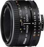 Opinie o Nikon AF 50mm f/1.8D