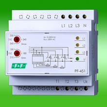 F&F Filipowski s. j. Automatyczny Przełącznik faz PF-451