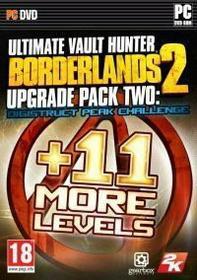 Borderlands 2 - Ultimate Vault Hunters Upgrade Pack 2 Digistruct Peak Challenge PC