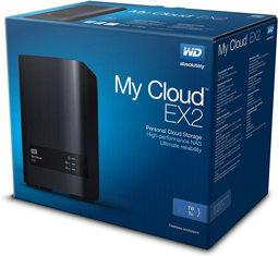Western Digital My Cloud EX2 (4 TB)