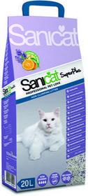 Sanicat TOLSA Super Plus - Żwirek sepiolitowy dla kota 20 l