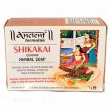 Hesh Mydło w kostce do włosów z Indii SHIKAKAI 75g
