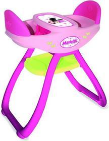 Smoby Hello Kitty - Krzesełko dla lalki do karmienia bliźniąt, kołyska 2w1 24143