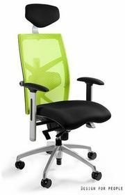 Unique Fotel biurowy EXACT zielony (W-099Y-BL- 9) EXACTzielony