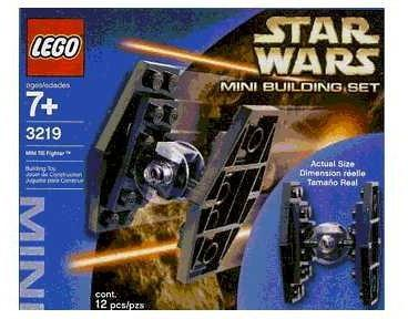 LEGO Star Wars Mini TIE Fighter 3219