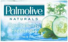 Palmolive Naturals Mydło w kostce Revitalizing Freshness z Zieloną Herbatą i Ogó