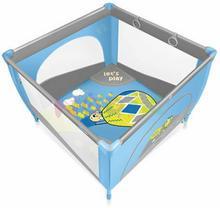 Baby Design kojce dziecięcy Play Up (niebieski) ! Play Up 03