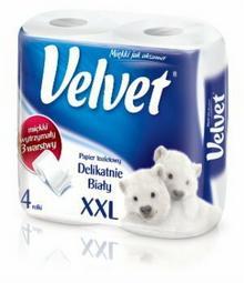 Velvet PAP.TOALET. XXL BIAŁY 4