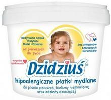 Dzidziuś Hipoalergiczne Płatki mydlane 400g