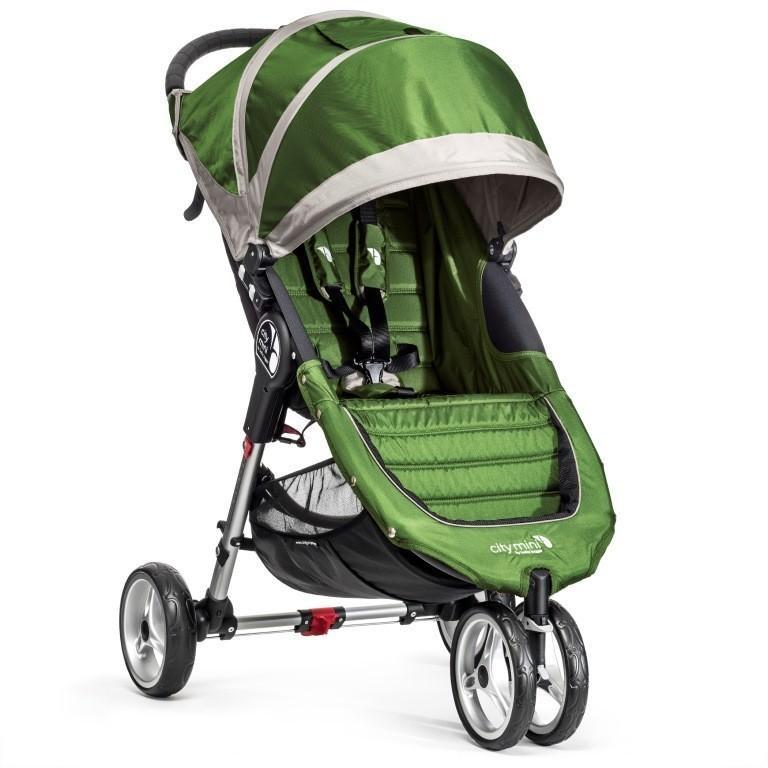Baby jogger city mini single бампер