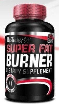 BioTech Super Fat Burner 120tab.
