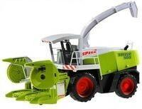 Lean Duży kombajn zbożowy z napędem ruchome elementy Toys