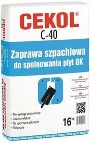 Cekol Zaprawa do spoinowania płyt 16 kg