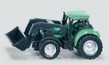 Siku Traktor ze spycharką