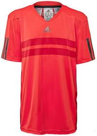 adidas Koszulka Chłopięca Barricade Tee - bright red