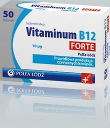 Polfa Vitaminum B12 Forte 50 szt.
