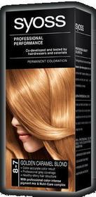 Syoss 8-7 Miodowy Blond