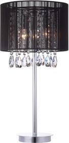 Italux Lampa stołowa Essence MTM9262/3P BK