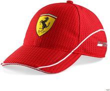 Ferrari F1 Czapka Mesh Cap - Red