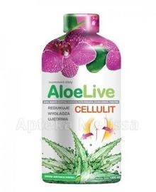 LABORATORIA NATURY SP Z O.O. Aloelive Cellulite - 1000 Ml