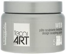 Loreal Professionnel Tecni Art Fix Web Design Paste modelująca guma silne utrwalenie 150 ml