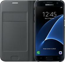 Samsung Galaxy S7 Etui Wallet EF-WG930PB czarny EF-WG930PBEGWW