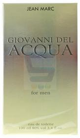 Jean Marc Giovanni Del Acqua Woda toaletowa 100ml