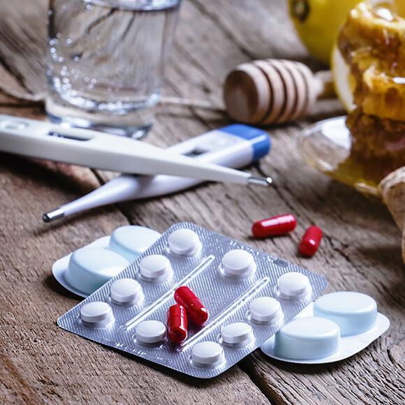 Leki na przeziębienie i grypę