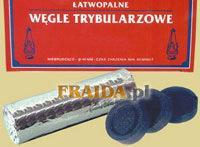 Fraida.pl Węgiel do spalania ziół i kadzideł - 10 sztuk