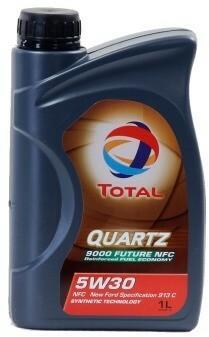 Total Quartz 9000 Future 5W-30 1L