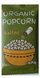 popcorn bio do mikrofali 45g hopi hopi 8594007123739