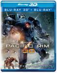 Pacific Rim 3D Blu-Ray) Guillermo del Toro