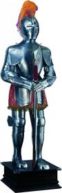 Płatnerze hiszpańscy Zbroja RYCERSKA 1:1 Z XVI w. GRAWEROWANA