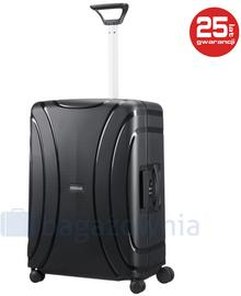 Samsonite AT by Duża walizka AT LOCK'N'ROLL 66984 Czarna - czarny