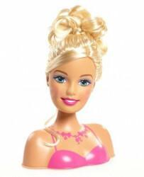 Just Play Barbie Glam Party głowa do stylizacji 16 el 83830