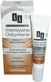 Oceanic AA Technologia Wieku Intensywne Odżywianie 70+ - Krem pod oczy nawilżająco - odżywczy 15ml