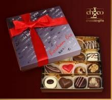 Carmag Polska Kocham Cię z czekolady