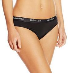 Calvin Klein Bokserki underwear CHEEKY BIKINI dla kobiet, kolor: czarny, rozmiar: 34 (rozmiar producenta: S)