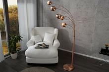 Interior Lampa podłogowa Alu Tree Copper