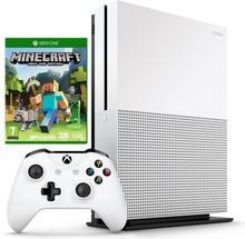 Microsoft Xbox One 1 TB Czarny + Minecraft + Rise of the Tomb Raider + Akcesoria